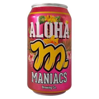 Cerveja Maniacs Aloha Lata 350ml