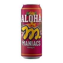 Cerveja Maniacs Aloha Lata 473ML