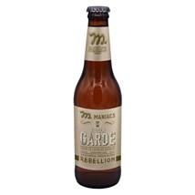 Cerveja Maniacs Rebellion Vielle Garde Garrafa 355ml