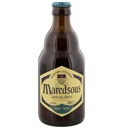 Cerveja Maredsous 10 Garrafa 330ml