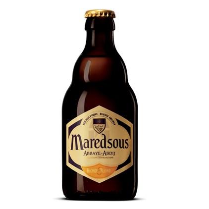 Cerveja Maredsous 6 Garrafa 330ml