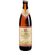 Cerveja Memminger Dunkle Weisse Garrafa 500ml