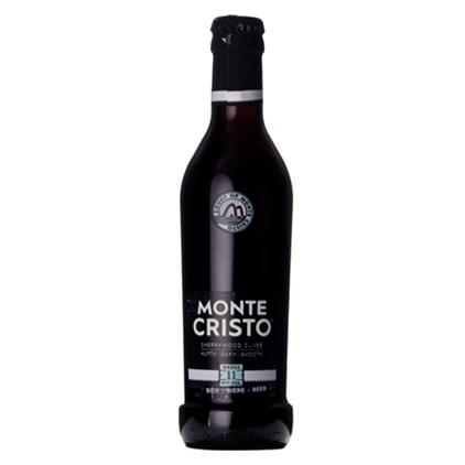 Cerveja Monte Cristo Sherrywood Cuvee Garrafa 330ml