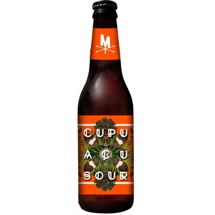 Cerveja Morada Cupuaçu Sour Garrafa 355ml