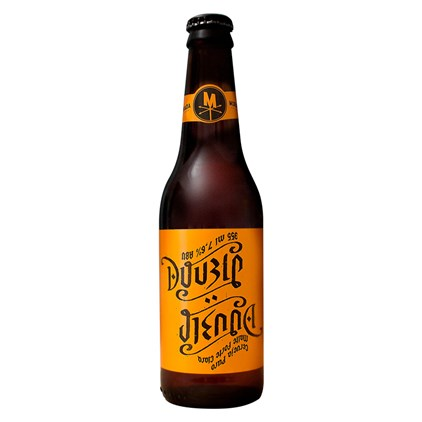 Cerveja Morada Double Vienna Garrafa 355ml