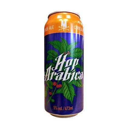 Cerveja Morada Hop Arabica Lata 473ml