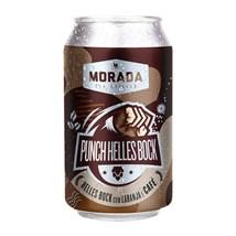 Cerveja Morada Punch Helles Bock Lata 350ml