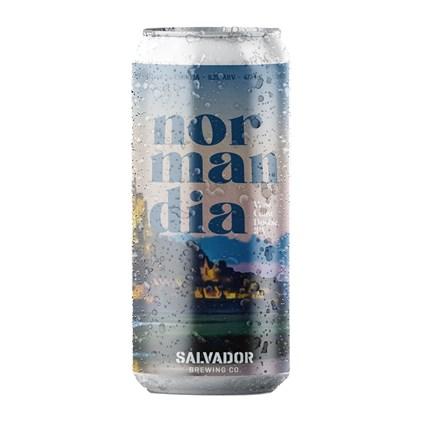Cerveja Normandia West Coast Double Ipa Lata 473ml