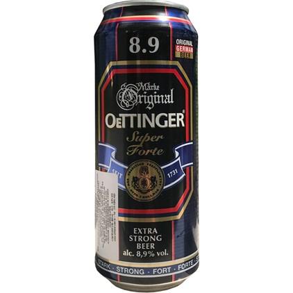 Cerveja Oettinger Extra Strong Lata 500ml