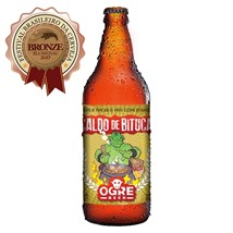 Cerveja Ogre Beer Caldo de Bituca Garrafa 600ml