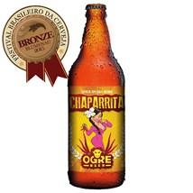 Cerveja Ogre Beer Chaparrita Garrafa 600ml