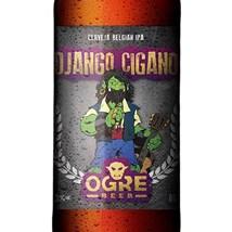Cerveja Ogre Beer Django Cigano Garrafa 600ml