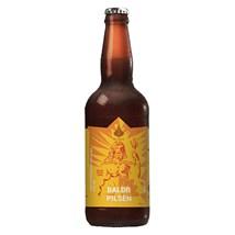 Cerveja Ol Beer Baldr Pilsen Garrafa 500ml