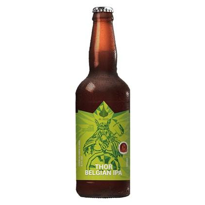 Cerveja Ol Beer Thor Belgian IPA Garrafa 500ml