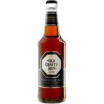 Cerveja Old Crafty Hen Vintage Ale Garrafa 500ml