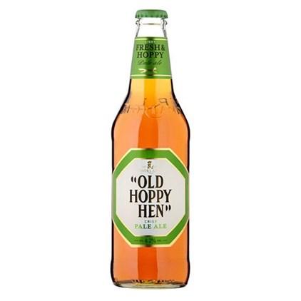 Cerveja Old Hoppy Hen Pale Ale Garrafa 500ml