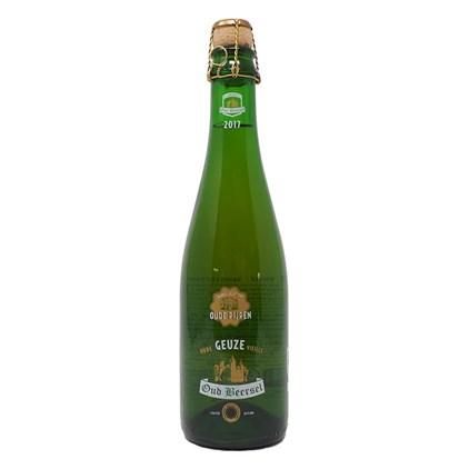Cerveja Oud Beersel Geuze Oude Pjipen 2017 Garrafa 375ml