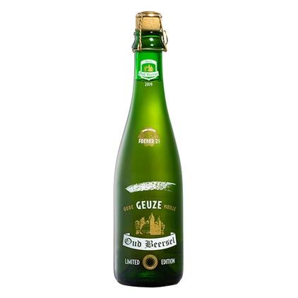 Cerveja Oud Beersel Oude Geuze Barrel Selection Foeder 21 Garrafa 375ml