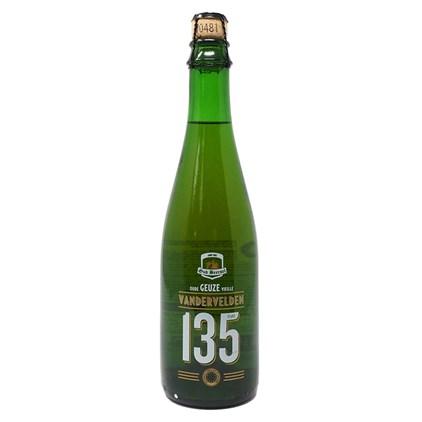 Cerveja Oud Beersel Oude Geuze Vandervelden 135 Garrafa 375ml