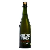 Cerveja Oude Geuze Boon Black Label 4º Edição Garrafa 750ml