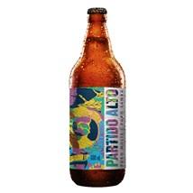 Cerveja Partido Alto Garrafa 600ml