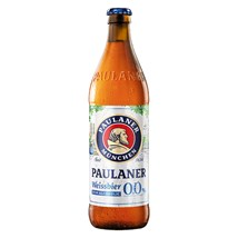 Cerveja Paulaner Hefe Weiss Alkoholfrei Garrafa 500ml
