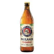 Cerveja Paulaner Hefe Weiss Garrafa 500ml