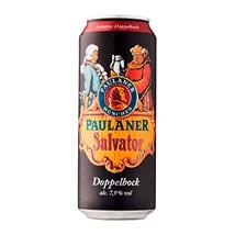 Cerveja Paulaner Salvator Doppelbockbier Lata 500ml