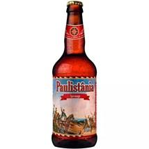 Cerveja Paulistânia Ipiranga Garrafa 500ml