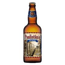 Cerveja Paulistânia Trem das Onze Garrafa 500ml