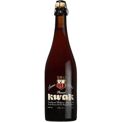 Cerveja Pauwel Kwak Garrafa 750ml