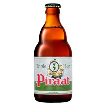 Cerveja Piraat Triple Hop Garrafa 330ml