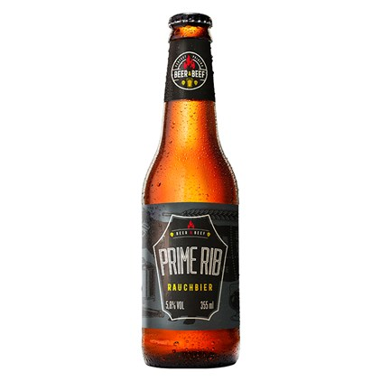 Cerveja Prime Rib Rauchbier Garrafa 355ml