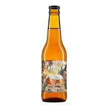Cerveja Roleta Russa American Pale Ale Garrafa 355ml