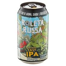 Cerveja Roleta Russa Easy IPA Tambor Lata 350ml