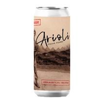 Cerveja Salvador Arioli Italian Pilsner Lata 473ml