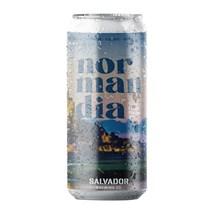 Cerveja Salvador Normandia West Coast Double Ipa Lata 473ml