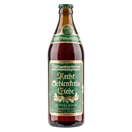 Cerveja Schlenkerla Rauchbier Eiche 500ml