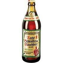 Cerveja Schlenkerla Weizen Rauchbier Garrafa