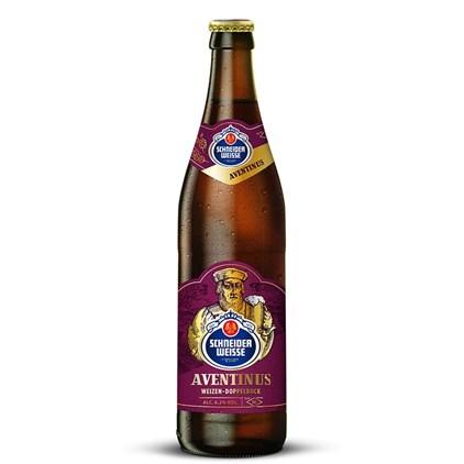 Cerveja Schneider  Aventinus TAP 6 Garrafa 500ml