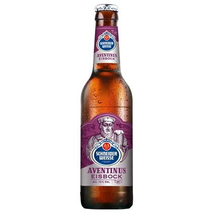 Cerveja Schneider Aventinus Weizen-Eisbock Garrafa 330ml