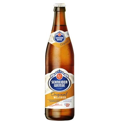 Cerveja Schneider Hefe-Weiss TAP 7 Garrafa 500ml
