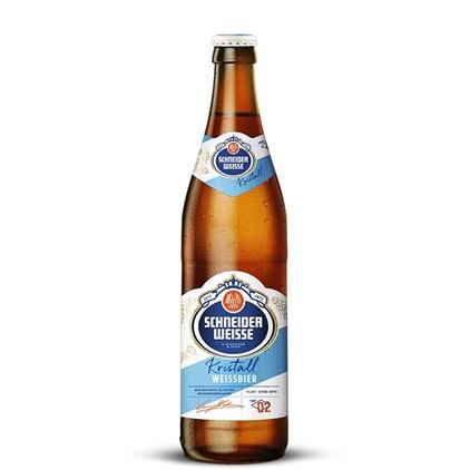 Cerveja Schneider Kristall Weiss TAP 2 Garrafa 500ml