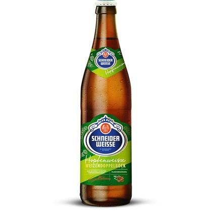 Cerveja Schneider TAP 5 HopfenWeisse Garrafa 500ml