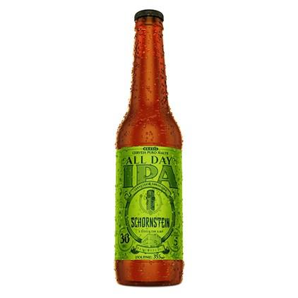 Cerveja Schornstein All Day IPA Garrafa 355ml
