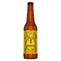 Cerveja Schornstein American Lager Garrafa 355ml