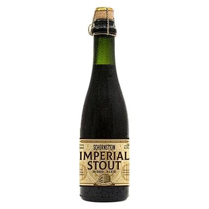 Cerveja Schornstein Imperial Stout Carvalho Garrafa 375ml