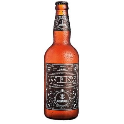 Cerveja Schornstein Weiss Garrafa 500ml
