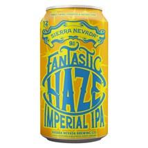 Cerveja Sierra Nevada Fantastic Hazy Imperial IPA Lata 355ml