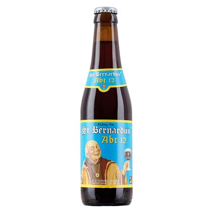 Cerveja St. Bernardus Abt 12 Garrafa 330ml